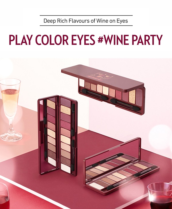 Image result for etude house wine party