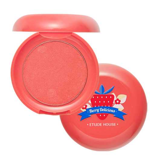 (BERRY) CREAM BLUSHER # RD301