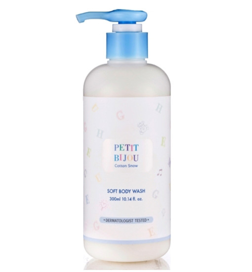 Petit Bijou Cotton Body Wash 300ml AD