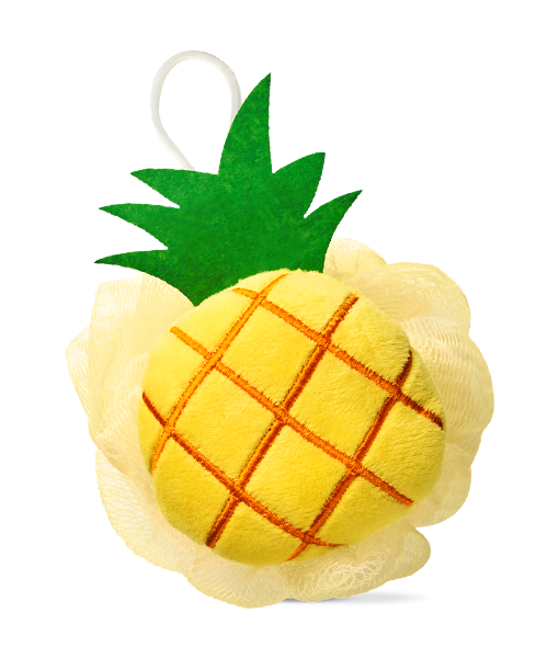 ET.Tropical pineapple Shower ball