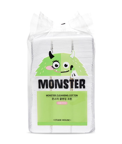 My Beauty Tool Monster Cotton Puff