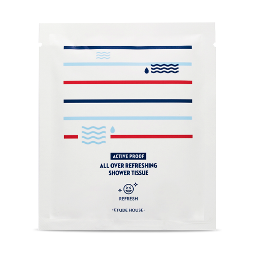 Active Proof All Over Refreshing Shower Tissue