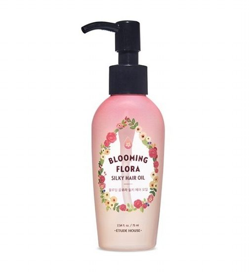 Blooming Flora Silky Hair Oil