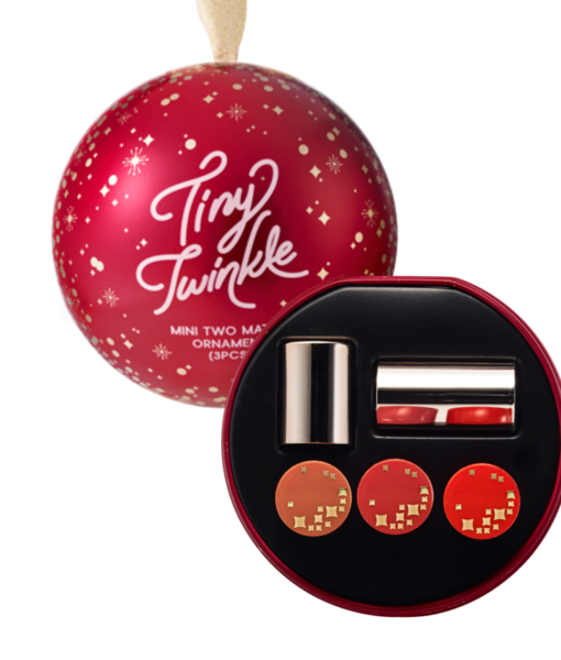 Tiny Twinkle Mini Two Match Lip Color Ornament