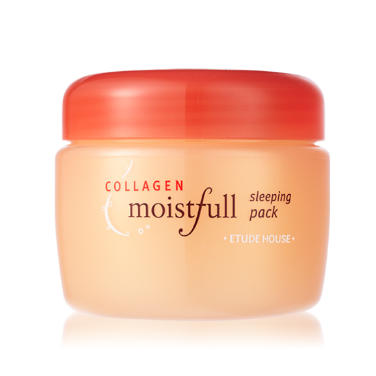 Home/Skincare/Mask sheet. Moistfull Collagen Sleeping Pack