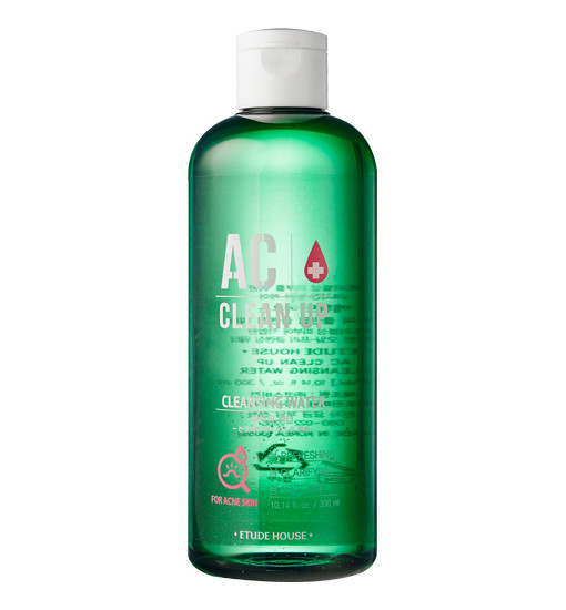 AC CLEAN UP CLEANSING WATER