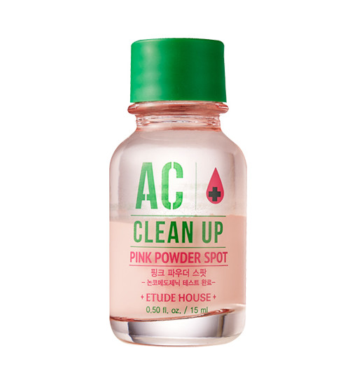 AC Clean Up Pink Powder Spot
