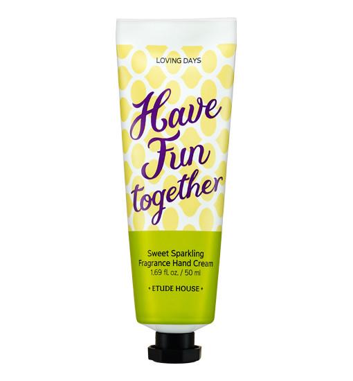 Loving Days Hand Cream Sweet Sparkling