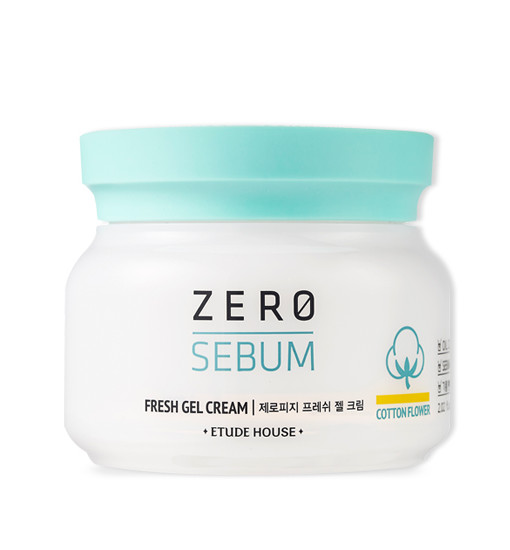 Zero Sebum Fresh Gel Cream