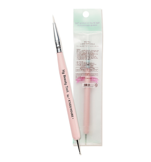 My Beauty Tool Nail Brush & Dotting Stick