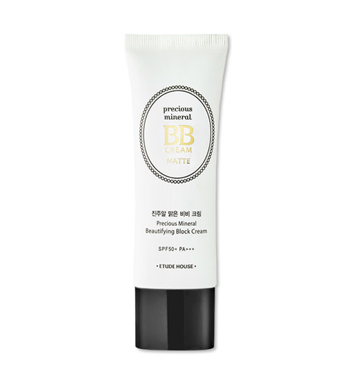Precious Mineral Beautifying Block Cream Matte