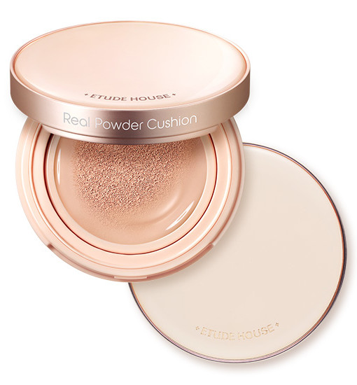 Real Powder Cushion SPF50+ PA+++