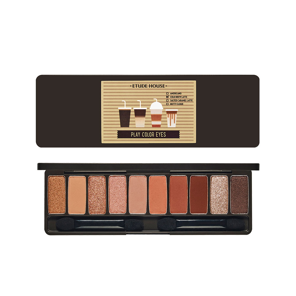 Etude House Play Color Eyes Caffeine Holic 1