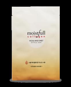 ETUDE HOUSE Moistfull Collagen Facial Mask Sheet (23 ml)_packshot