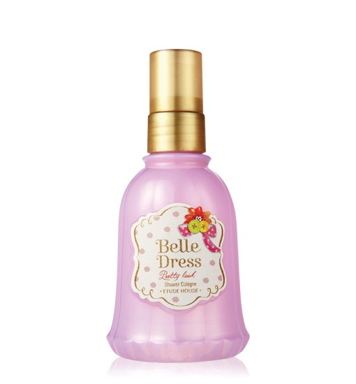 BELL DRESS PRETTY LOOK SHOWER COLOGNE