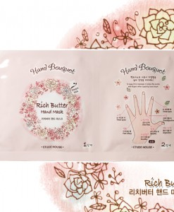 HAND BOUQUET RICH BUTTER HAND MASK
