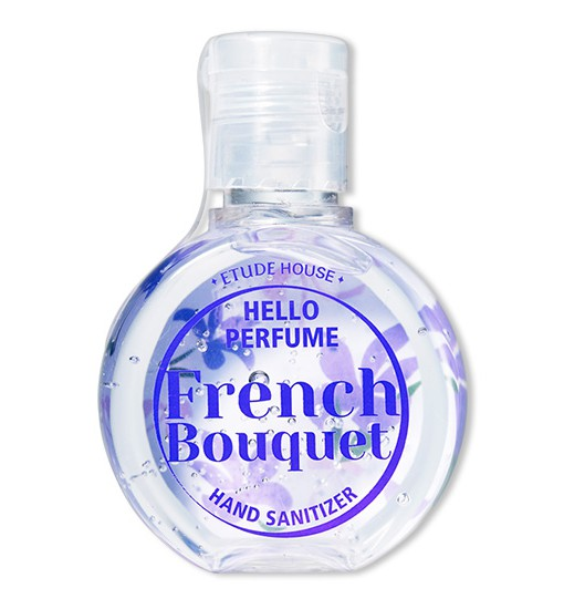 HELLO PERFUME HAND SANITIZER FRENCH BOUQUET