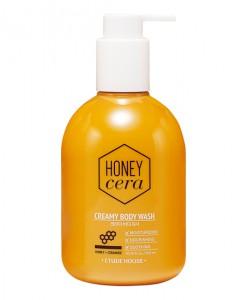 HONEY CERA CREAMY BODY WASH