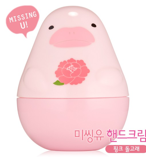 MISSING U HAND CREAM #4._PINK DOLPHIN STORY