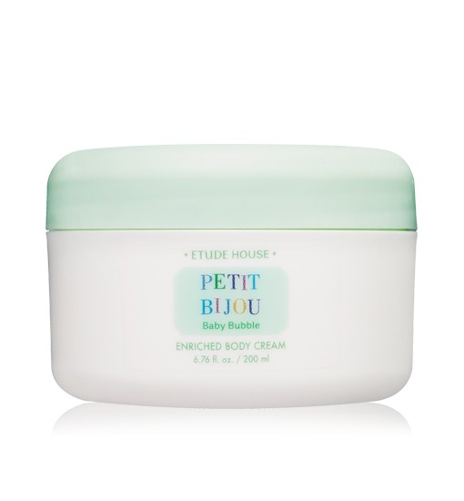 PETIT BIJOU BABY BUBBLE ENRICHED BODY CREAM