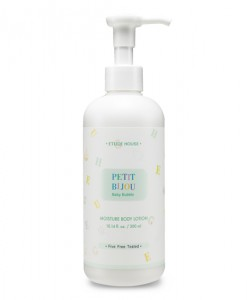 PETIT BIJOU BABY BUBBLE MOISTURE BODY LOTION