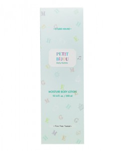 PETIT BIJOU BABY BUBBLE MOISTURE BODY LOTION_1