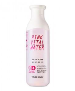 PINK VITAL WATER FACIAL TONER