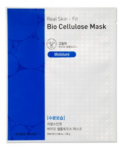 REAL SKIN FIT BIO CELLULOUS MASK [MOISTURE]