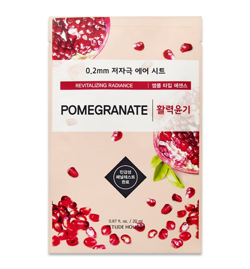 0.2 Therapy Air Mask Pomegranate