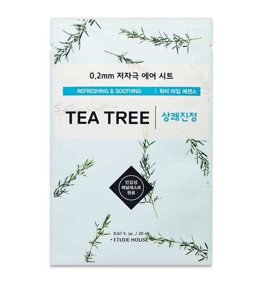 0.2 Therapy Air Mask Tea Tree