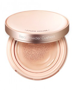 Real Powder CushionLight Beige