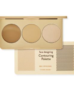 Face Designing Contouring Palette #BR401