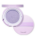Any Cushion Color Corrector SPF34 PA++ #Lavender