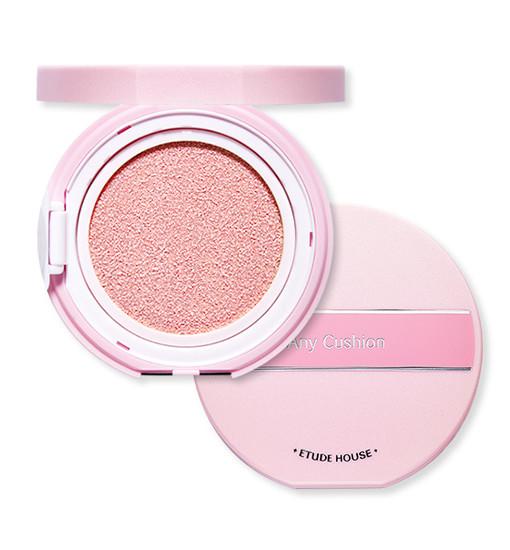 Any Cushion Color Corrector SPF34 PA++ #Pink