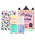 Wonder Fun Park Nail Kit #01 Daytime Admission