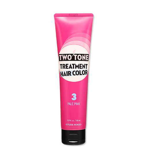 Two Tone Treatment Hair Color 03