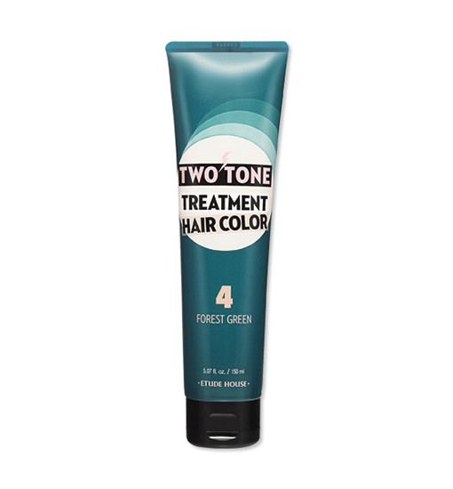 Two Tone Treatment Hair Color 04