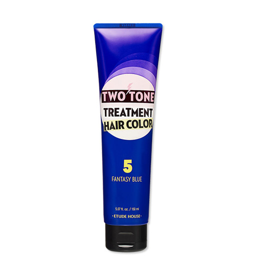 Two Tone Treatment Hair Color 05