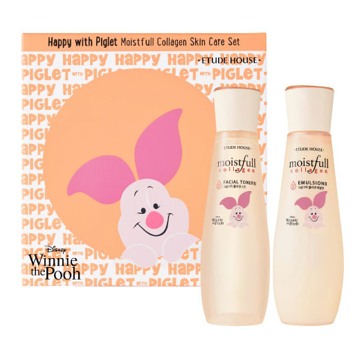 Happy-with-Piglet_Moistfull-Collagen-Skin-Care-Set