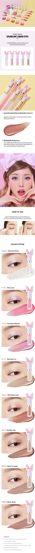 TH1_(Daisy Duck) Sparkling Liquid Eyes-Whole