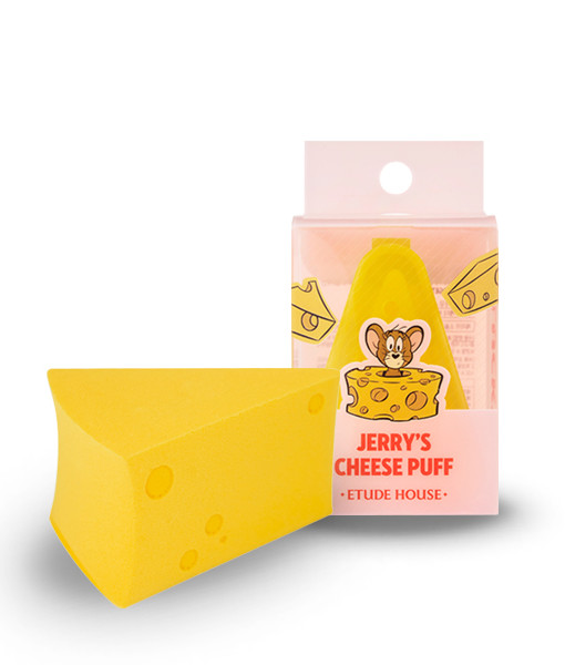 (Tom&Jerry)-Jerry-Cheese-Puff