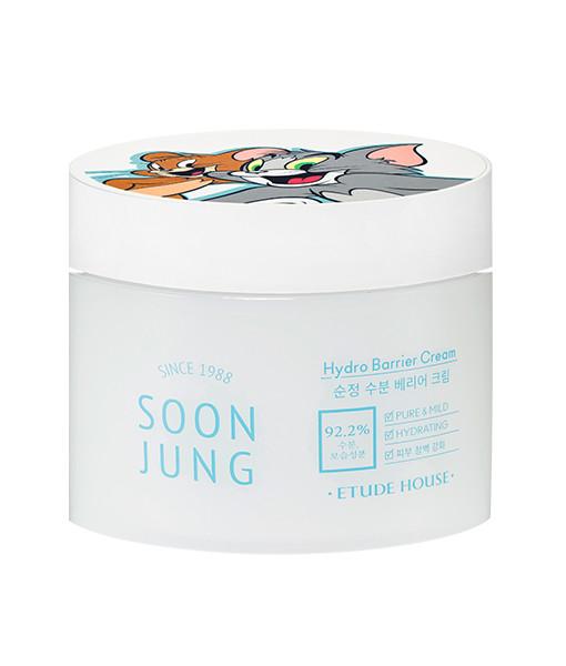 (Tom&Jerry)-Soonjung-Hydro-Barrier-Big-Cream