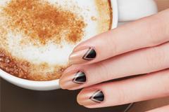 Cappuccino Nail