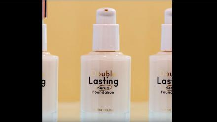NEW Double Lasting Serum Foundation