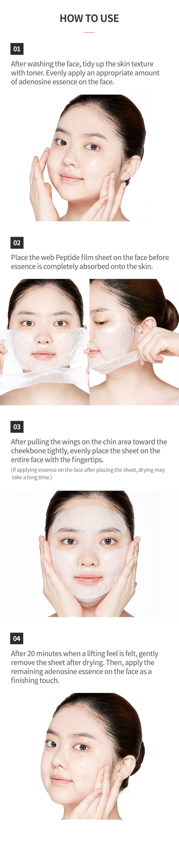 How to tidy up your skin 35