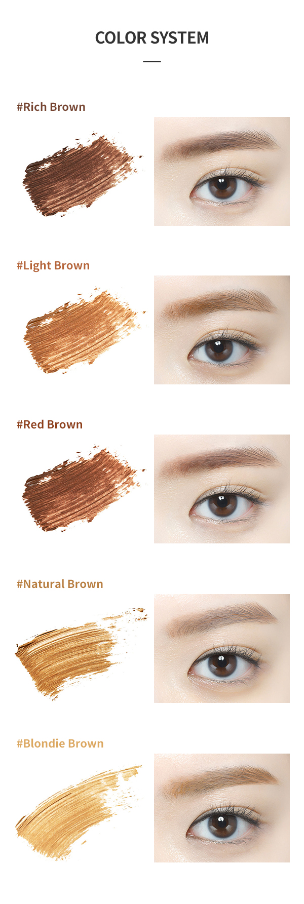 Color My Brows