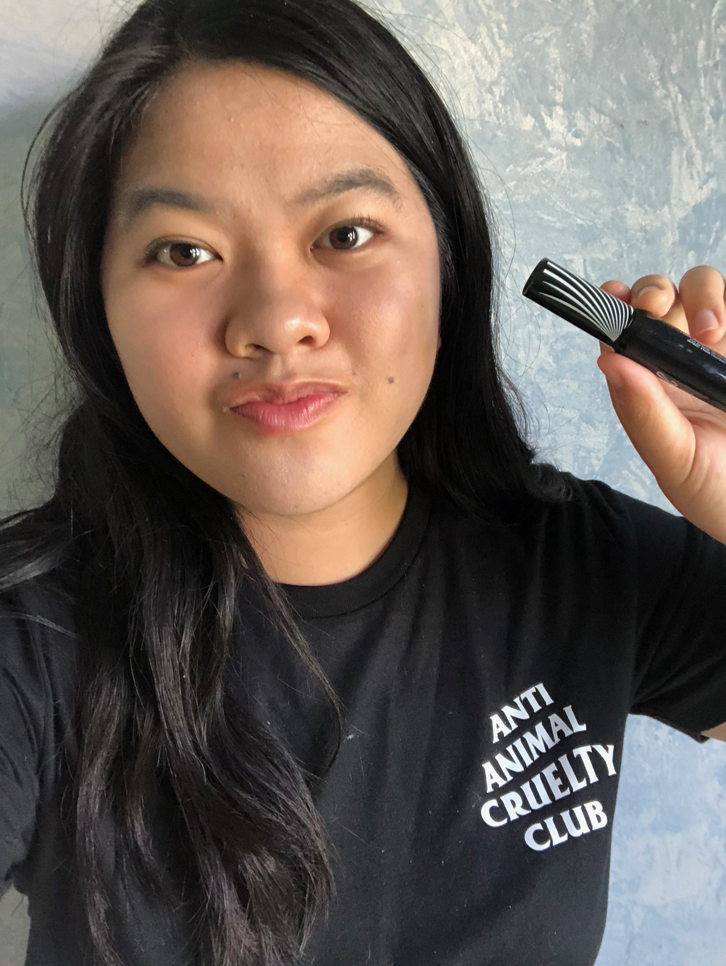 Lash Perm Curl Fix Mascara Inez Ultra Defining Waterproof Blue Cai Ping